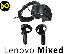 Lenovo Windows Mixed Reality Set 3D