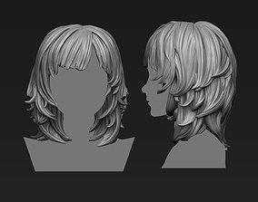Hair 8 printable