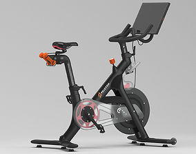 3D model Peloton Gym Bike