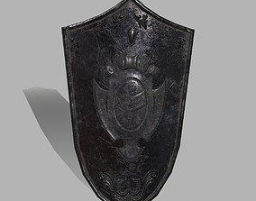 rome 3D asset low-poly Shield