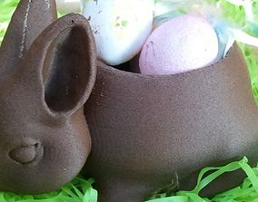 Cute Bunny 3D print model