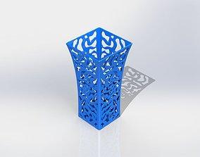Flower Vase house 3D printable model