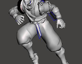 Overwatch - Genji Young - Sparrow 3D print model