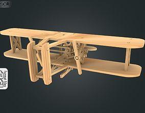 3D print model Airplane Kit