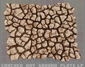 3D Desert Dry Ground Scan