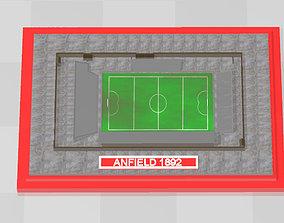 Liverpool - Anfield 1892 3D print model