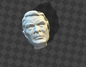 Actor JEAN MARAIS head 3D print model
