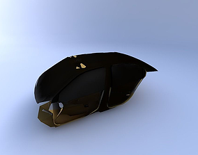 Infiniti Interior 3D model