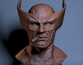 3D printable model Wolverine Clay