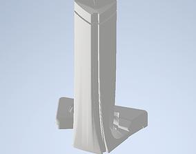 3D printable model Generali tower - Hadid Tower