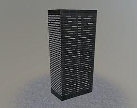 Moscow IQ quarter 3D asset