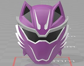 Juuken Sentai Gekiranger Helmet Power 3D print model
