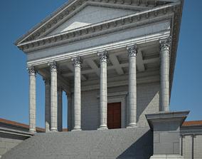 other Roman Temple 3D model