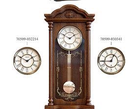 3D Hermle wall clock