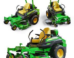 3D model Garden tractor Z994R