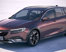 Opel Insignia Country Tourer 2018 3D