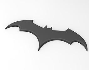 3D printable model Batman emblem
