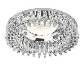 002534 Ingrano Lightstar Recessed spotlight 3D model