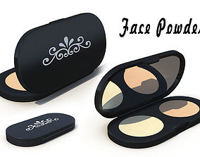 Face Powder 3D
