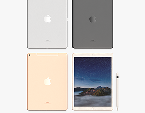 Apple iPad Air 2019 Full Color 3D