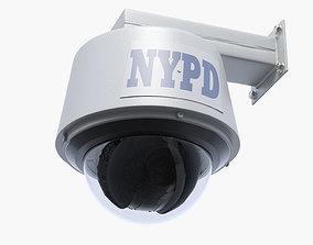 3D Street Camera NYPD CCTV