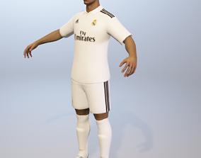 Ceistiano Ronaldo 3D