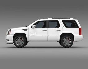 Cadillac Escalade Hybrid 2010 3D model
