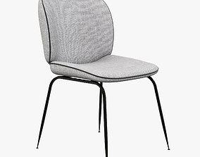 3D Modern fabric chair