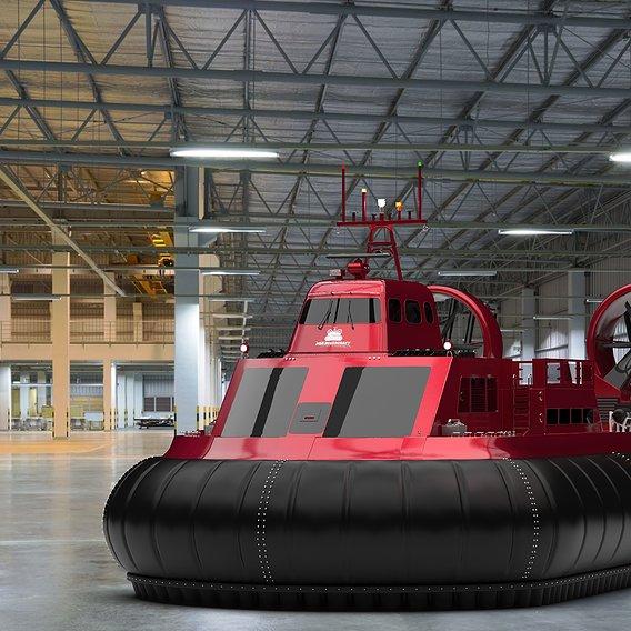 MSB Hovercraft