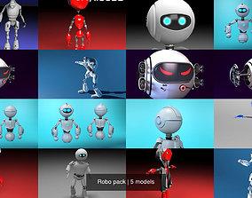 3D Robo pack