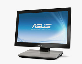 3D model Asus ET-2300 all-in-one PC