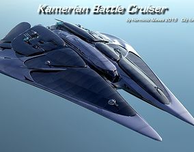 Kamerian Battle Cuiser 3D