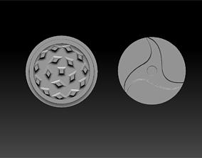 Grinder 3D print model