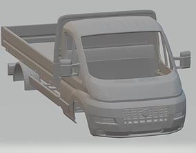 scalextric Fiat Ducato Body Truck Printable