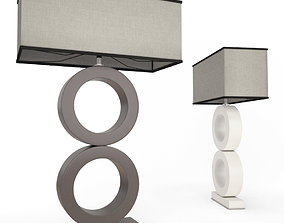 3D Table Lamp Olympe