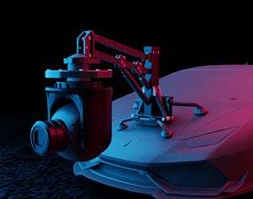 3D print model CAMERA - HURACAM INSPIRED - 10SEPT-02