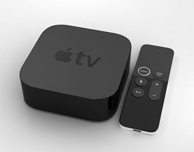 Apple TV 4K 3D