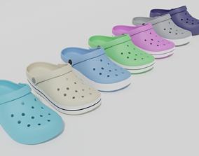 Crocs 3D