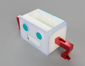 3D print model Desk holder