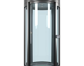 Lock cabin Orthos PIL-S01 3D model