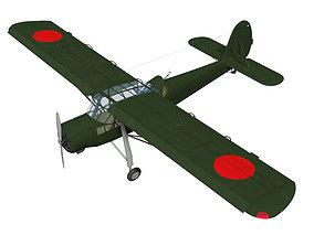 Kokusai Ki76 Stella 3D model
