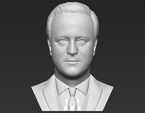 David Cameron bust 3D printing ready stl obj formats