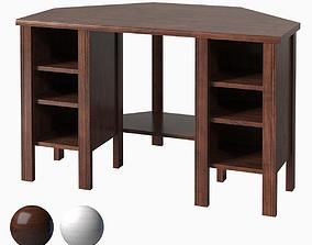 3D IKEA BRUSALI Corner desk