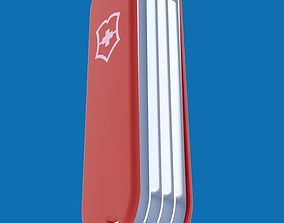 Swiss army knife basis or foundation 3D