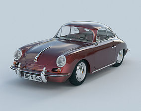 Porsche 356c 3D
