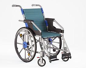 Wheelchair medical 3D