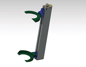 Sealey Coil Spring Compressor Kit 3D