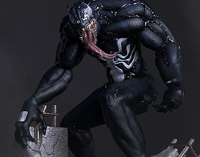 Venom For 3D Print