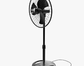 Standing Fan 3D