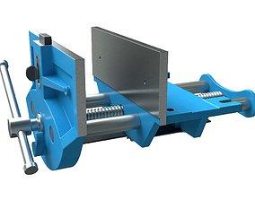 Carpenter Vise 3D model
